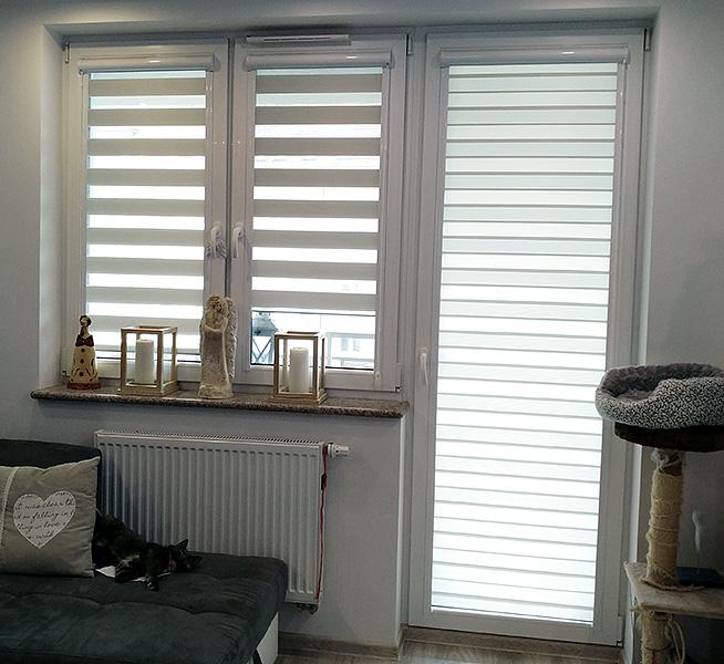 duo rollo tag und nacht rollosystem plissees insektenschutz und innenrollos f r jederman. Black Bedroom Furniture Sets. Home Design Ideas