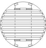 Plissee Rundfenster rollosystem plissees für bogenfenster beste preise u hq